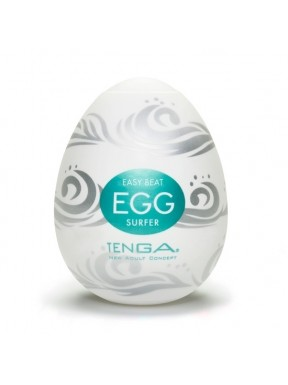 Masturbador Tenga Egg Surfer silicona 8 cm