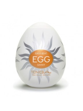 Masturbador Tenga Egg Shiny silicona 8 cm