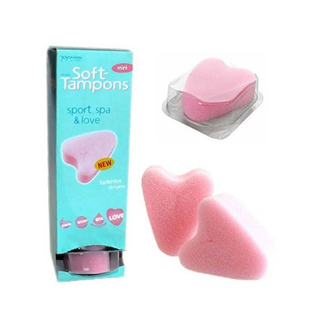 Tampons Soft mini 10 unidades