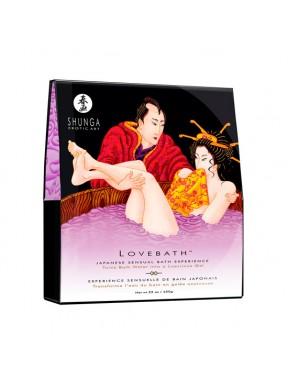 Perlas de Gelatina para Bañera Sensual Lotus
