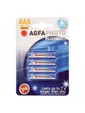 Pilas Alcalinas Agfa AAA