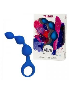 Bolas Anales Triball Azul