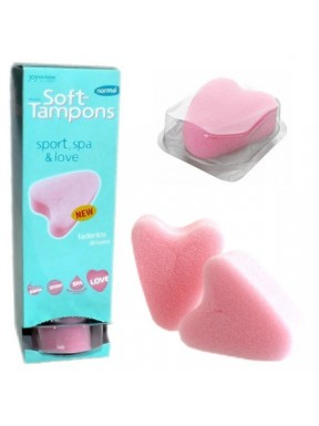Tampones Soft normal 10 unidades