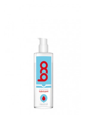 Lubricante BOO base de agua neutro 50 ml.