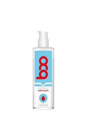 Lubricante BOO base de agua neutro 150 ml.