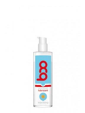 Lubricante BOO base de agua Efecto Calor 50 ml.