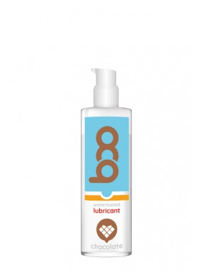 Lubricante BOO base de agua Chocolate 150 ml.