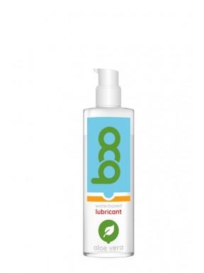 Lubricante BOO base de agua Aloe Vera 150 ml.