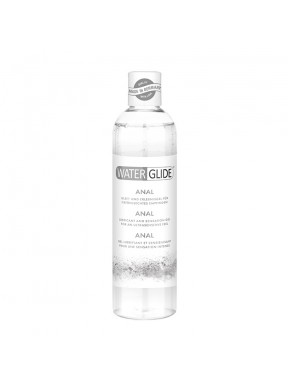 Lubricante Waterglide ANAL 300 ml.