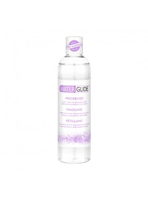Lubricante Waterglide TINGLING 300 ml.