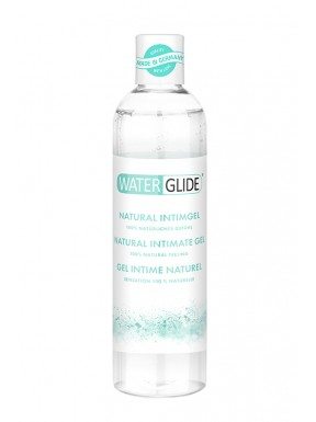 Lubricante Waterglide NATURAL INTIMATE GEL 300 ml.