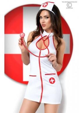 Disfraz de Enfermera Vestido Chilirose 3854-3