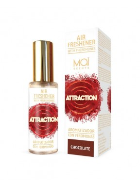 Aromatizador con Feromonas Chocolate ATTRACTION MAÏ