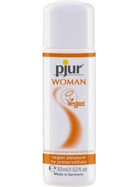 Lubricante Pjur Woman Vegan 30 ml.