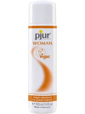 Lubricante Pjur Woman Vegan 100 ml.