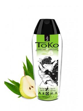 Lubricante Toko Sabor Pera-Té Verde