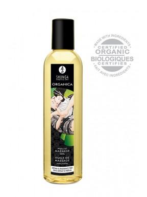 Aceite de masaje Erótico Orgánica Natural