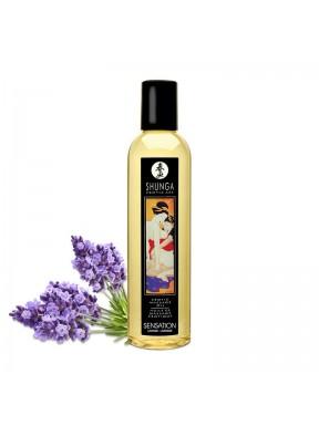Aceite de masaje Erótico SENSATION LAVANDA