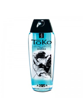 Lubricante Base Agua Natural Toko