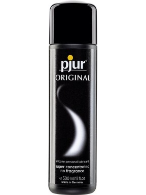 Lubricante Pjur Original 500 ml
