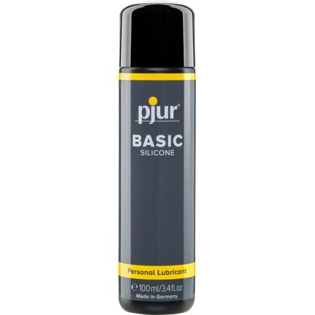 Lubricante silicona Pjur Basic Personal Glide 100 ml