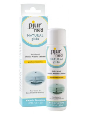 Lubricante PJUR MED Natural Glide 100ml