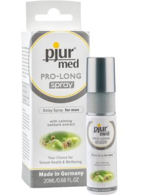 Retardante Spray PJUR MED Pro-Long