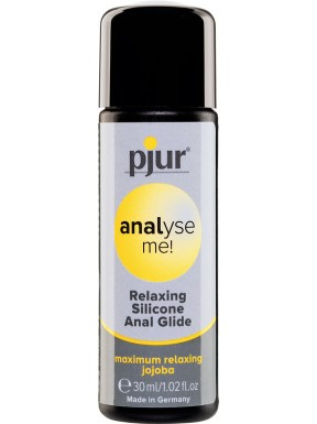 Lubricante Anal Analyse me 30 ml.
