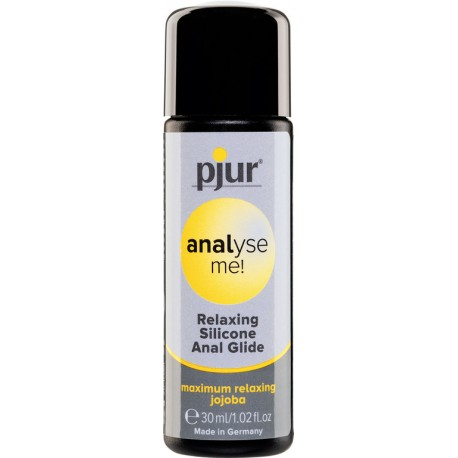 Lubricante Anal Analyse me 30ml