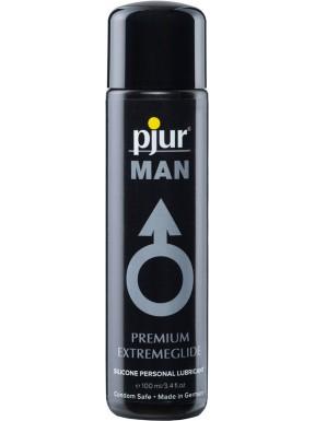 Lubricante Pjur MAN extreme glide 100 ml