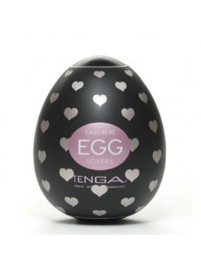 Masturbador Tenga Egg Lovers silicona 8 cm