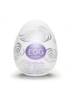 Masturbador Tenga Egg Cloudy silicona