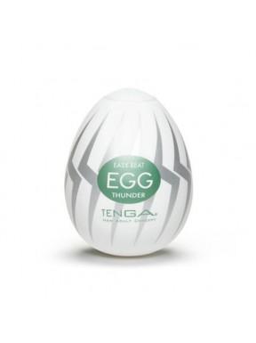 Masturbador Tenga Egg Thunder silicona 8 cm