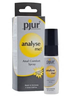 Spray Pjur® analyse me 20ml.