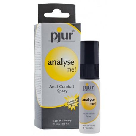 Spray Pjur® analyse me 20ml.