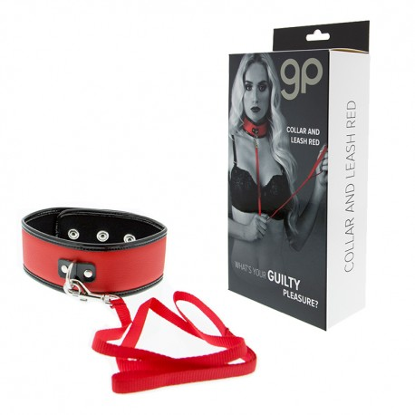 Collar-con-cadena-GP-rojo