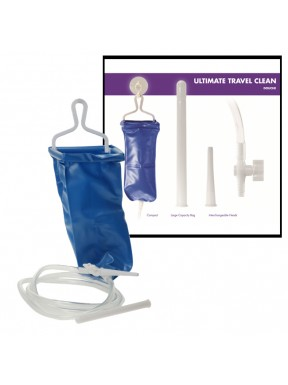 Enema Portable Travel Douche