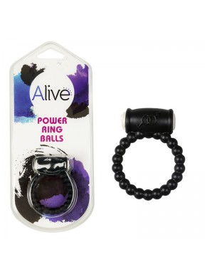 Anillo Vibrador Power Ring Symbol