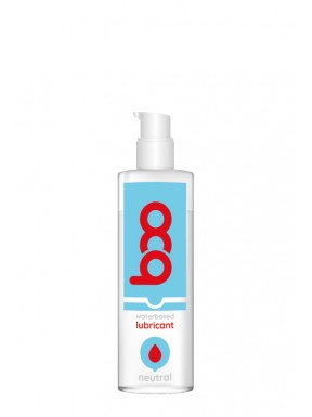 Lubricante BOO base de agua neutro 150 ml.
