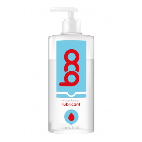 Lubricante BOO base de agua neutro 1000 ml.