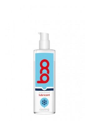 Lubricante BOO base de agua Efecto Frio 150 ml.