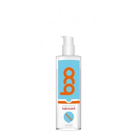 Lubricante BOO base de agua anal 150 ml.