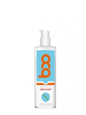 Lubricante BOO base de agua anal RELAX 150 ml.