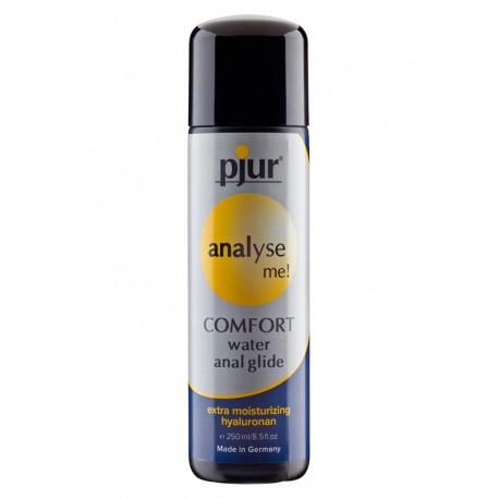 Lubricante Anal Analyse me! Comfort 250ml