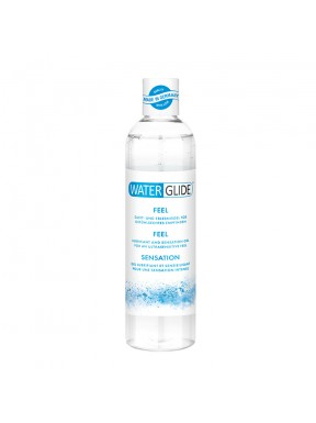 Lubricante Waterglide FEEL 300 ml.