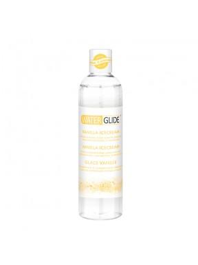 Lubricante Waterglide VAINILLA 300 ml.