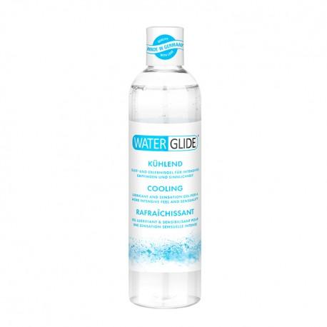 Lubricante Waterglide EFECTO FRIO 300 ml.