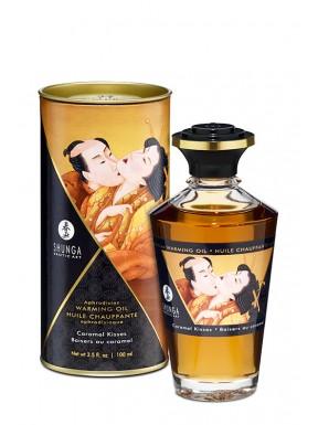 Aceite afrodisÍaco HOT KISS CARAMELO