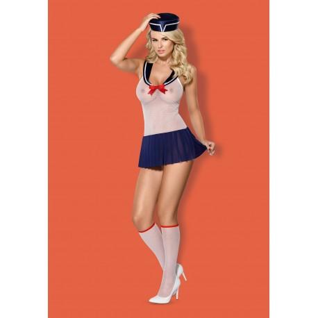 Disfraz de Mujer Marine 813-4