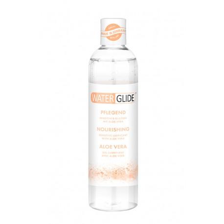 Lubricante Waterglide SENSIBLE CON ALOE VERA 300 ml.